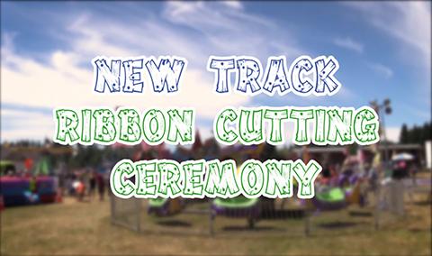 Field Days, 2017 – New Track Ribbon Cutting Ceremony