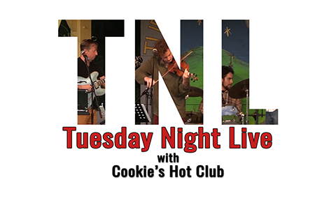 Tuesday Night Live, 2017 – Cookie's Hot Club