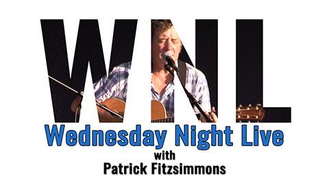 Wednesday Night Live, 2017 – Patrickfitz Simmons