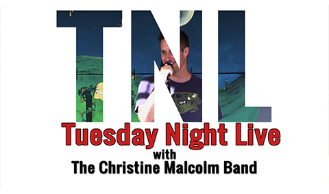 Tuesday Night Live, 2017 – The Christine Malcolm Band