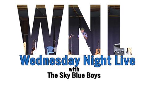 Wednesday Night Live, 2017 – The Sky Blue Boys