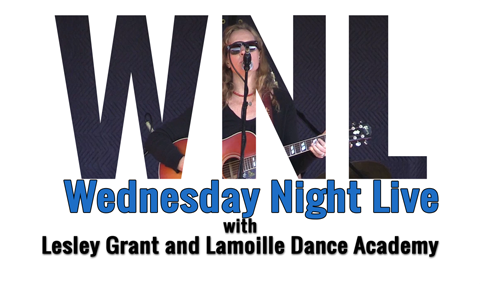 Wednesday Night Live, 2017 – Lesley Grant and Lamoille Valley Dance Academy