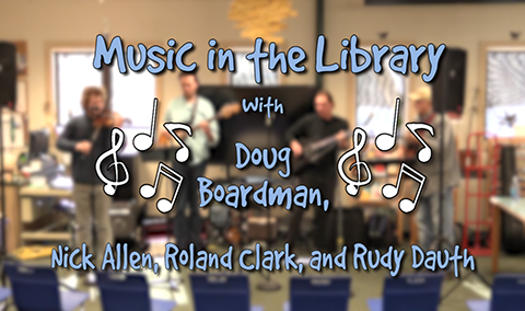 Music in the Library, 2/8/18