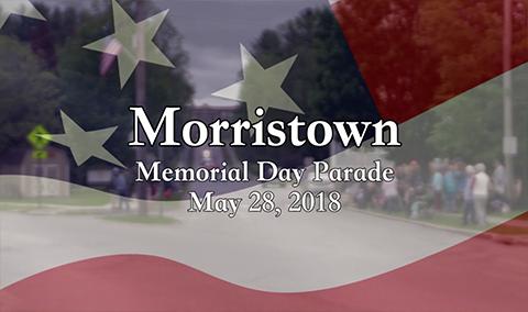 Morristown Memorial Day Parade, 2018