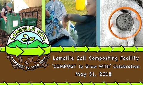 Lamoille Regional Solid Waste Management District, Soil Composting Facility