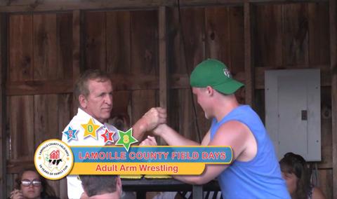 Field Days, 2018 – Adult Arm Wrestling