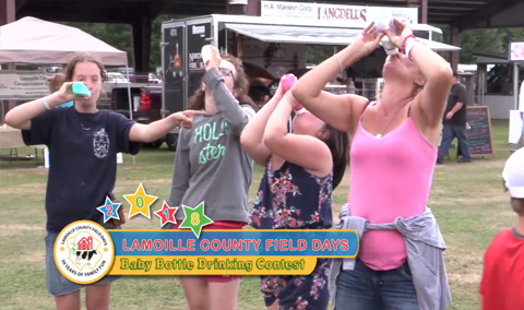 Field Days, 2018 – Baby Bottle Contest