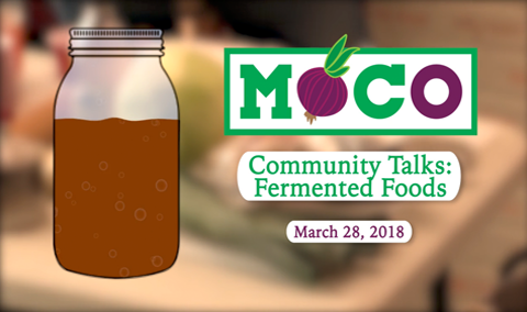 Morrisville COOP, Community Talks – Fermented Foods