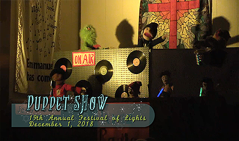 Festival of Lights, 2018 – Puppet Show