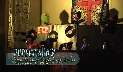Festival of Lights, 2018 – Puppet Show