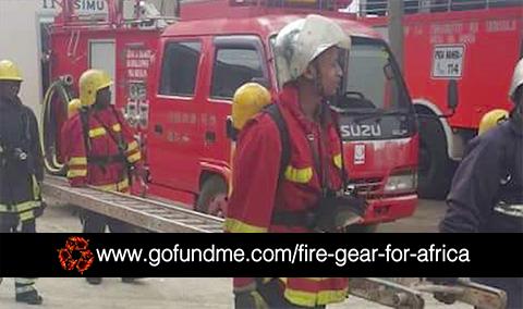 Fire Gear for Africa