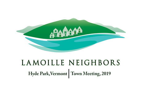 Lamoille Neighbors at Hyde Park Town Meeting, 2019