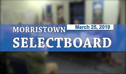 Selectboard, 3/25/19