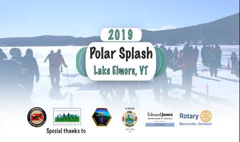 Lake Elmore Polar Splash, 2019