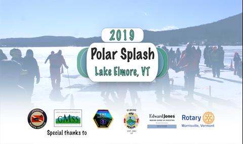 Lake Elmore Polar Splash, 2019