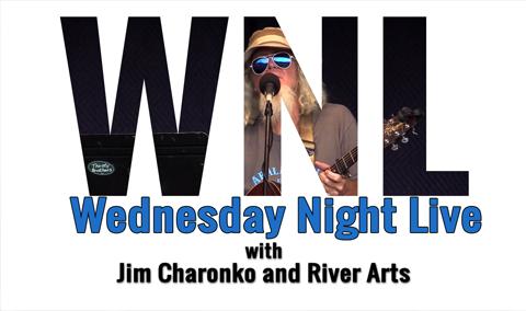 Wednesday Night Live, 2018 – Jim Charonko and River Arts