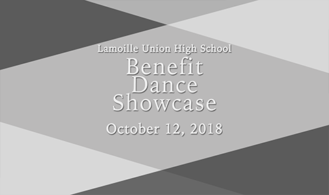 Lamoille Union High School Dance, Fall 2018