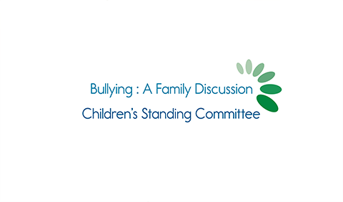 Healthy Lamoille Valley, Bullying: A Family Discussion