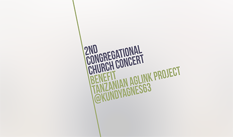 Second Congregational Church – Agnes Link