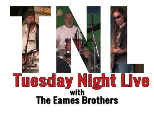 Tuesday Night Live, 2018 -The Eames Brothers