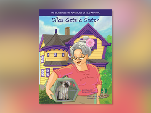 "Grannie Snow reads ""Silas Gets a Sister"""