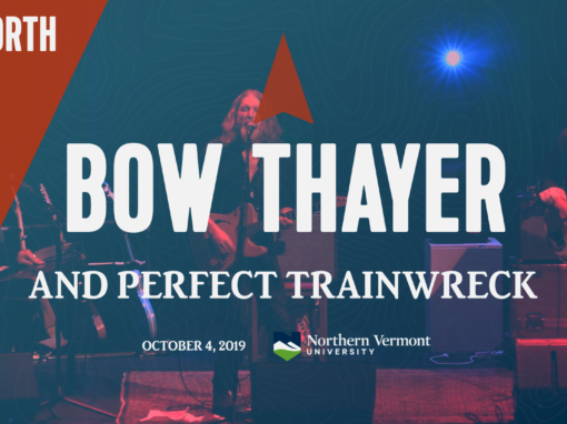 Live From Dibden, Bow Thayer and Perfect Trainwreck