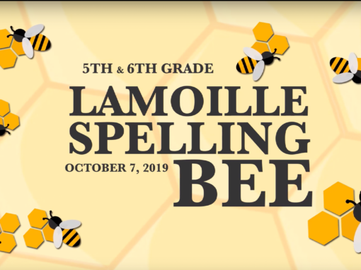 Lamoille North Supervisory Union Spelling Bee, 2019