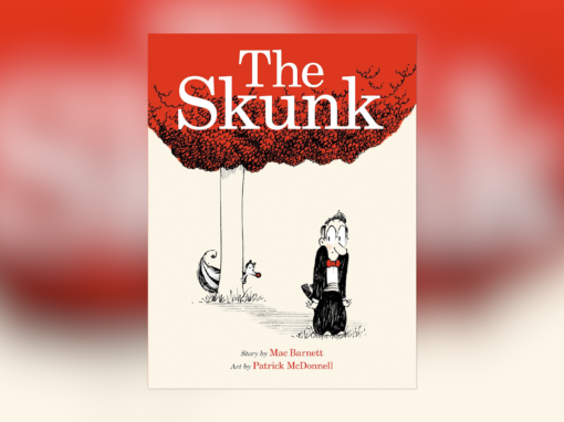 "Grannie Snow reads ""The Skunk"""