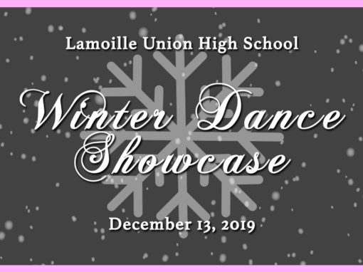 Lamoille Union High School Dance, Winter 2019