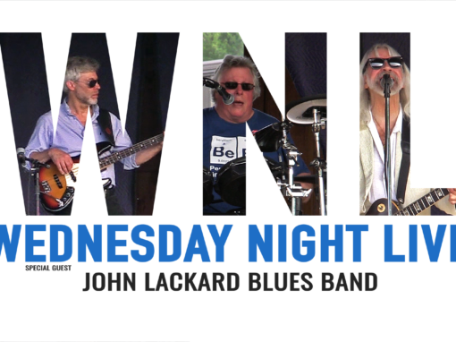 Wednesday Night Live, 2019 – John Lackard Blues Band