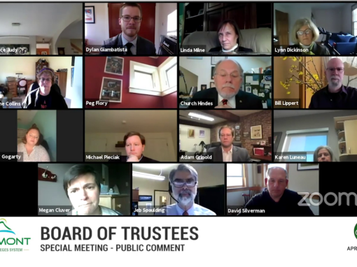VSCS Board of Trustees Special Meeting – Public Comments, 4/20/20