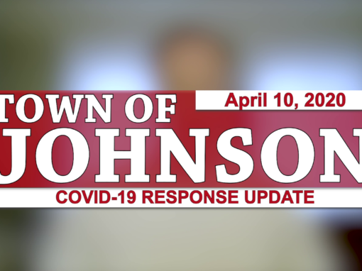 Johnson COVID-19 Response Update #5, 4/10/20