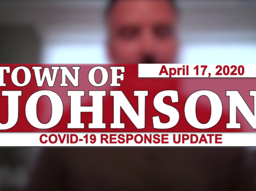 Johnson COVID-19 Response Update #6, 4/17/20