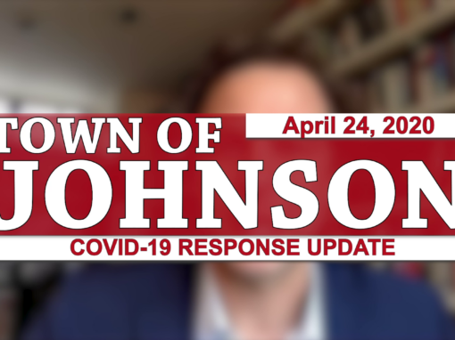 Johnson COVID-19 Response Update #7, 4/24/20