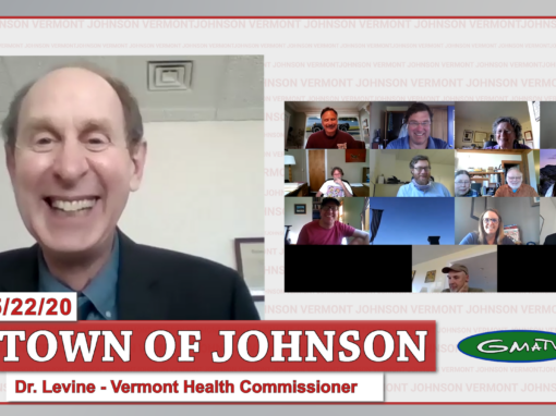 Johnson COVID-19 Response Update #11, 5/22/20 (Dr. Levine)