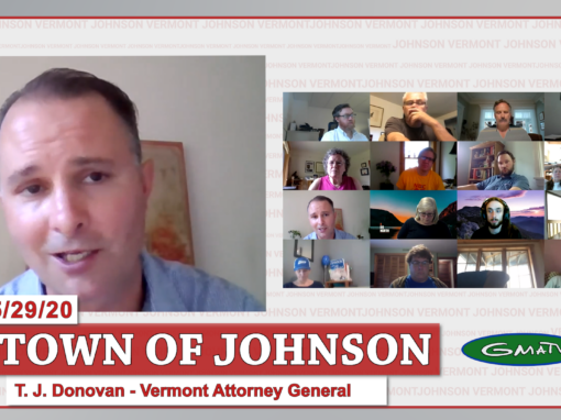 Johnson COVID-19 Response Update #12, 5/29/20 (T. J. Donovan)