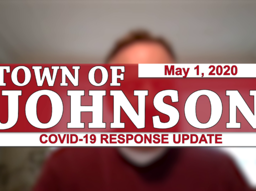 Johnson COVID-19 Response Update #8, 5/1/20