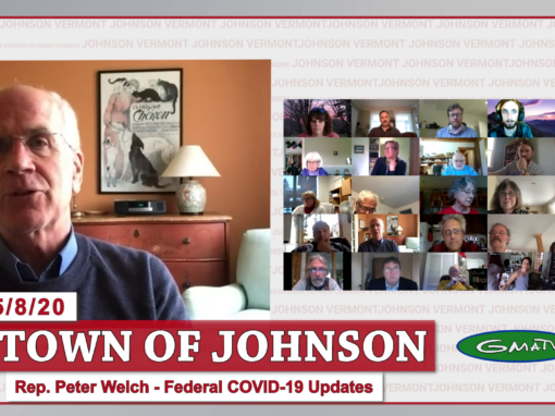 Johnson COVID-19 Response Update #9, 5/8/20