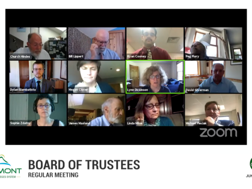 VSCS Board of Trustees Meeting 6/18/20