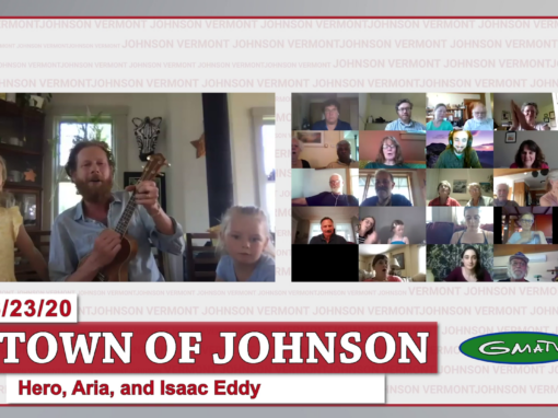 Friends of Johnson by Hero, Aria, and Isaac Eddy 6/23/20