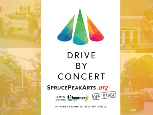 Drive by Concert Series – Chad Hollister and Primo by Spruce Peak Arts 6/20/20