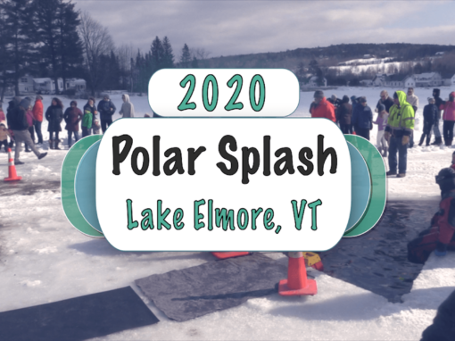 Lake Elmore Polar Splash, 2020