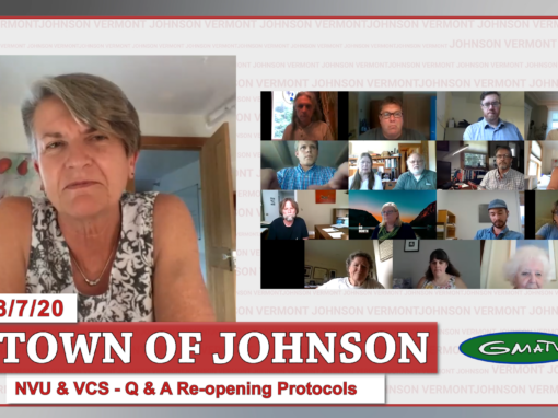 Johnson COVID-19 Response Update #16, 8/7/20 (Jonathan Davis & Elyzabeth Holford)