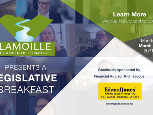 Legislative Breakfast 3/29/21