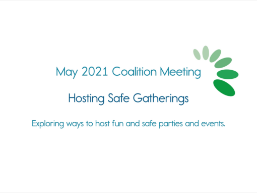 Healthy Lamoille Valley, Hosting Safe and Fun Gatherings