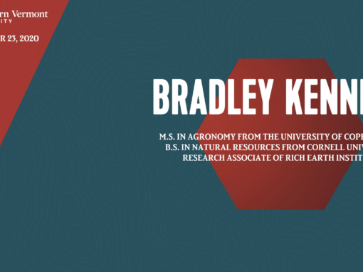 Current Topics in Science Series – Bradley Kennedy, MS