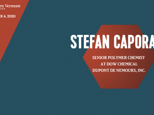 Current Topics in Science Series, Stefan Caporale