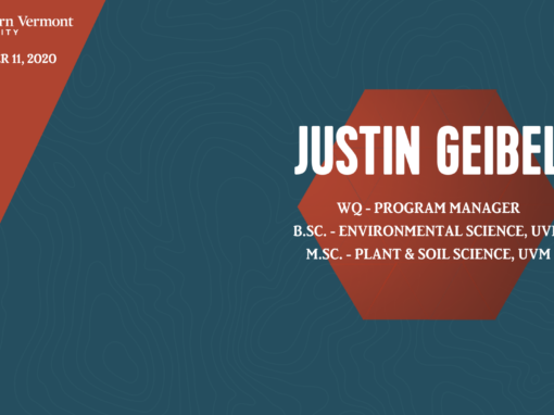Current Topics in Science Series, Justin Geibel