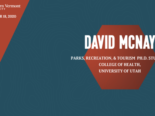 Current Topics in Science Series, David McNay