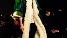 Mongol F/W 2015 Collection During NYFW - Lincoln Center 10